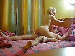 Amateur couple homemade fuck