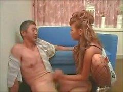 japonés oriental femdom instructivo