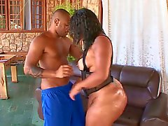 anal bbw svart och ebenholts brasiliansk