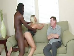 Oh No! There's a Negro in My Wife! 3 - Scene BTS