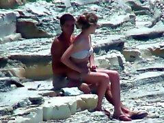 praia câmaras ocultas nudez em público