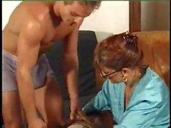 granny anal hardcore fucking
