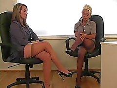 ayak fetişi lezbiyenler çorap
