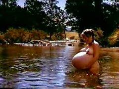 engraçado grávida engravidar ficando