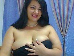 bbw grote borsten lingerie kousen webcams