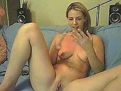 masturbazione milf assolo webcam