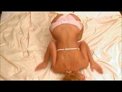 filles blondes masturbation ukrainien elle-même