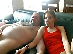 fat man get blowjob From