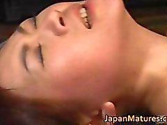 Mature Masseuse Mina Toujou part1