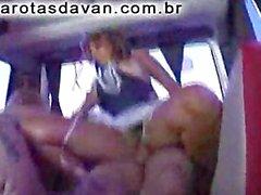 Garotas da Van - Carnaval 2012 - Sexo