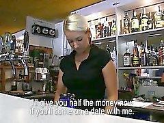 amateur blondine blowjob europäisch flasher