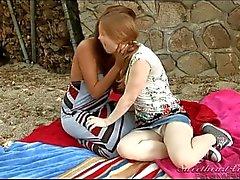 lezbiyen oral seks genç