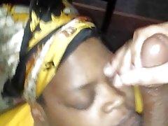 svart och ebenholts ansiktsbehandlingar hd-video
