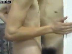 homossexual masturbação twink