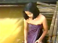 aziatisch thai wijnoogst