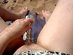 ranta itsetyydytys julkinen alastomuus