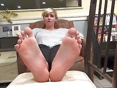 fétichisme des pieds videos hd