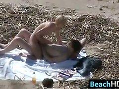 amateur plage hardcore