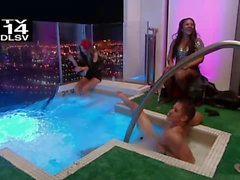 Small Penis Humiliation in the hot tub on Mama Drama
