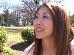 aasialainen japanilainen ulko