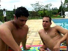 Andre Dumont and Ricardo Zambrini are definitely red hot