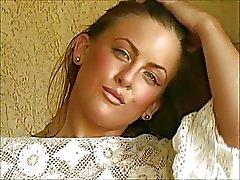 Hungarian Mya - Flasher Slut