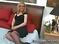 amateur anaal blond
