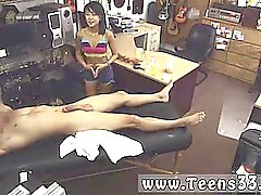 Feet throat I told her if she can give me a massage instead