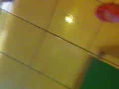 milfs douches voyeur