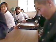 schoolgirls class