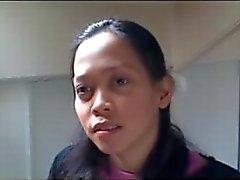 filipina holandés asiático amateur mamada