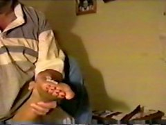 bdsm retro kink fot fötter