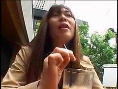 amateur asiatique pipe doigté