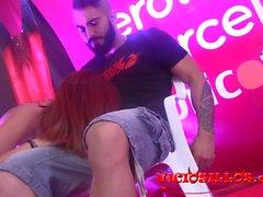 Lilyan Red, Ena Sweet y Miguel Zayas fuck in SEB