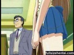 hentai anime sarjakuva