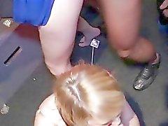 CFNM Drunk Amateur Party Hardcore