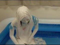 jovem adolescente molhado japonês desarrumado bagunçado grandes mamas fetiche