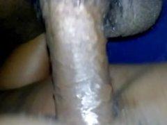 Mz Jizz gets fucked hard and titties catch all the jizz