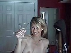 Amateur wife ass fuck and creampie