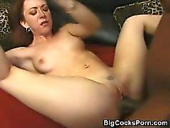 Trinity Post Fucking a Huge Cock