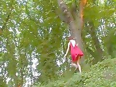 Natasha forest babysitter from Russia