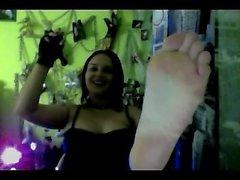 Magic Feet (To Mesmerize You)