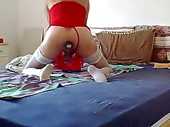 very horny sissy