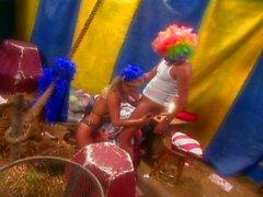 Shagged well by a clown