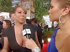 Mariah Carey Cleavage