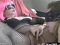 amateur fétiche lesbienne