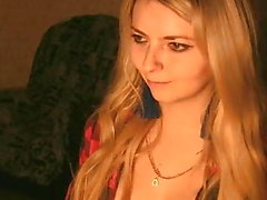 webbkameror amatör blondiner