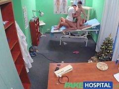 fakehospital voyeur - des caméras cachées
