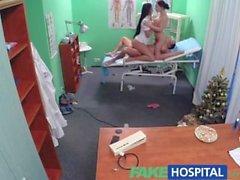 fakehospital voyeur - telecamere nascoste