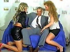saksa hardcore threesomes
